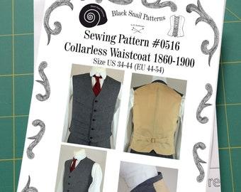 Paper pattern 1860-1910