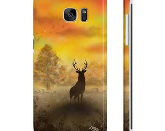 Into The Mist - Slim Samsung Phone Case