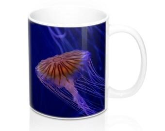 Pacific Seanettle Jellyfish - Mug
