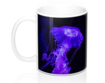 Atlantic Seanettle Jellyfish - Mug