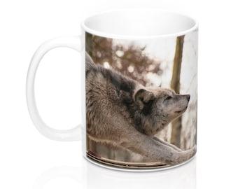 Mosi (Wolf) - Mug