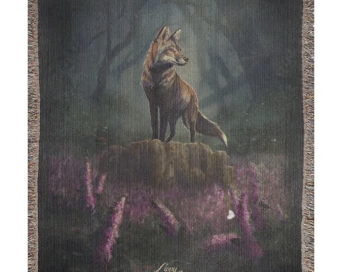 Barnaby'S Adventure - Woven Throw Blanket