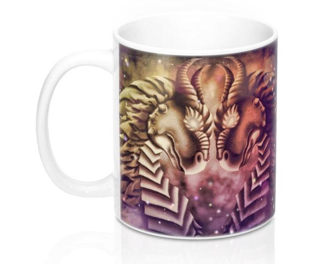 Inferno (Sepia) - Mug