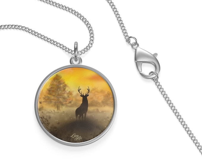 Into The Mist - Necklace