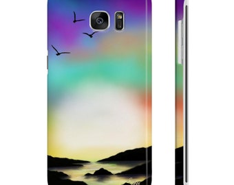 Daydreams & Little Things - Slim Samsung Phone Case