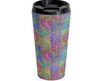 Passion - Travel Mug (15oz, Stainless Steel)