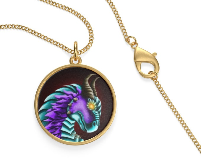 Of Ice & Fire (Dragon) - Necklace