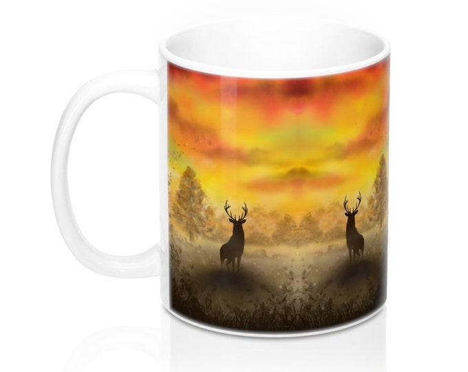 Into The Mist - Mug