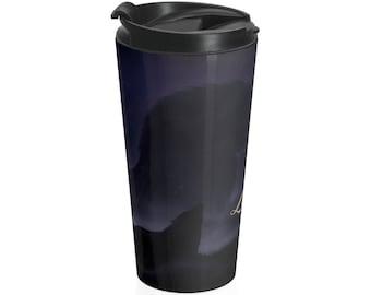Evermore - Travel Mug (15oz, Stainless Steel)