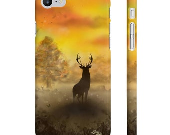 Into The Mist - Slim iPhone Case