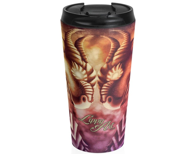 Legendary - Travel Mug (15oz, Stainless Steel)
