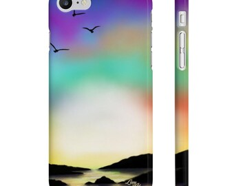 Daydreams & Little Things - Slim iPhone Case