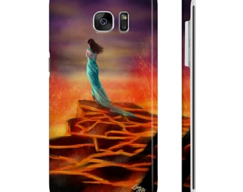 Cosantóir - Slim Samsung Phone Case
