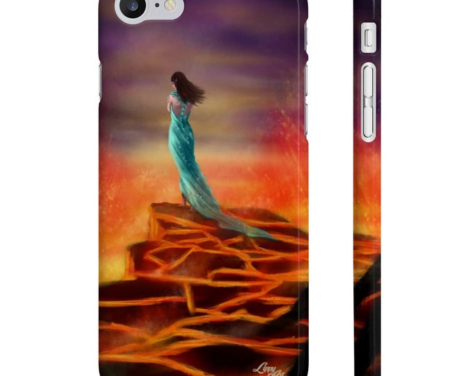 Cosantóir - Slim iPhone Case