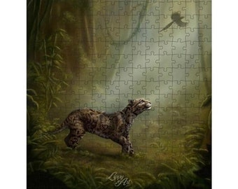 Clouded Mystery (SCTP) Jigsaw Puzzle