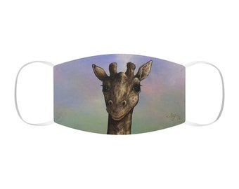 Above It All - Snug-Fit Polyester Face Mask