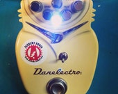 Modify your Danelectro Daddy-O Overdrive with upgrades Alchemy Audio Pedal Modification Service.