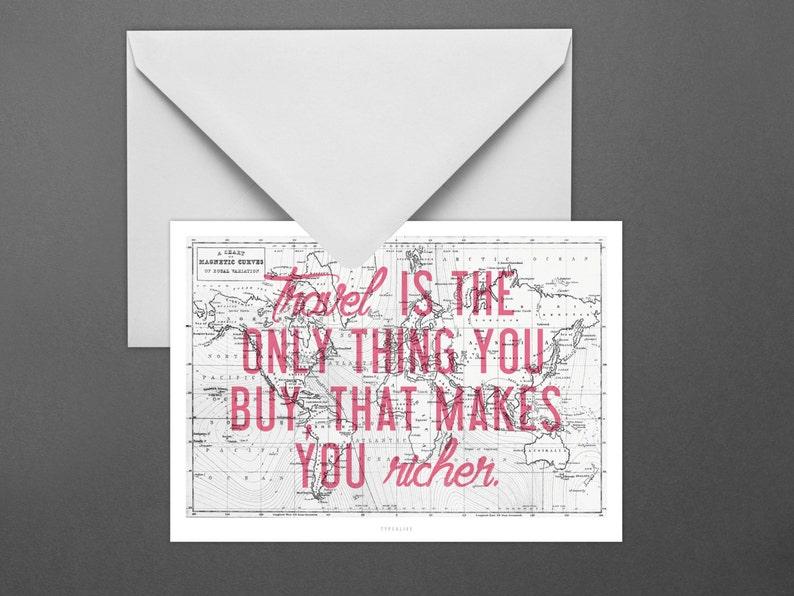 Postkarte//Nope