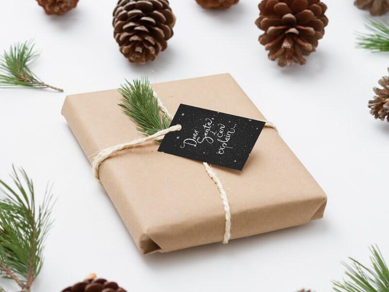 Geschenkanhänger 12-Set No. 6 / Anhänger Geschenk | Etsy