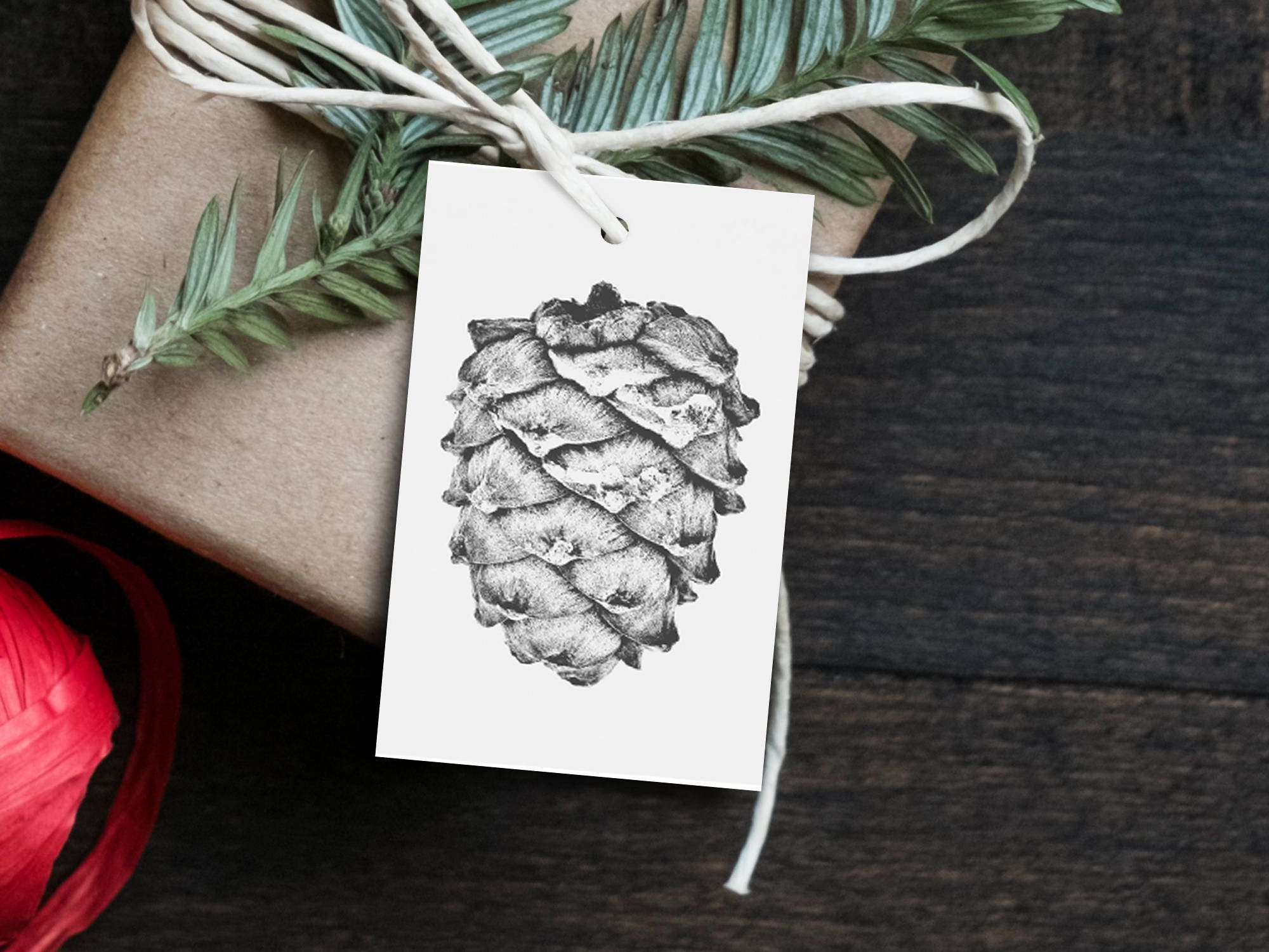 Geschenkanhänger 12-Set No. 25 / Anhänger Geschenk | Etsy