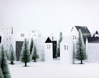 Advent Calendar / Hyggedorf