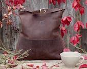 Leather hobo bag, hobo bag, gift for women, genuine leather bag, leather tote bag, hobo, leather hobo, leather shoulder bag, shoulder bag