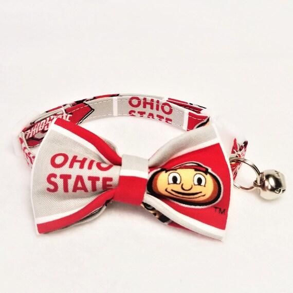 Ohio State University Cat Collar