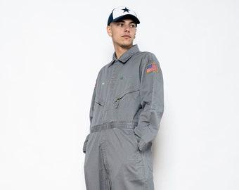 Vintage Boilersuits Workwear Jumpsuit Overalls