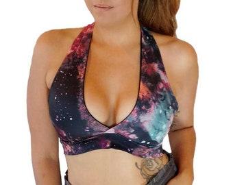 41c76a60ce902 Galaxy Goddess Bralette - Comfortable Bra