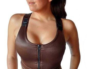b6d657a09ed5e Brilliant Contours post Surgery compression bra sexy
