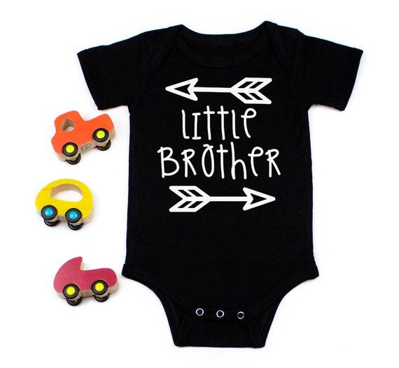 Bambini Neonati giovani Shirt Camicia Big Brother//Big Sister vestiti