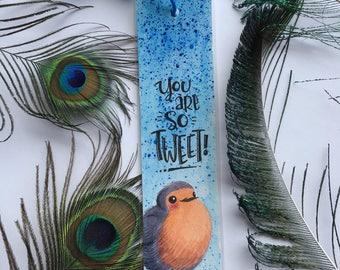 Bookmark Bird You are So Tweet!