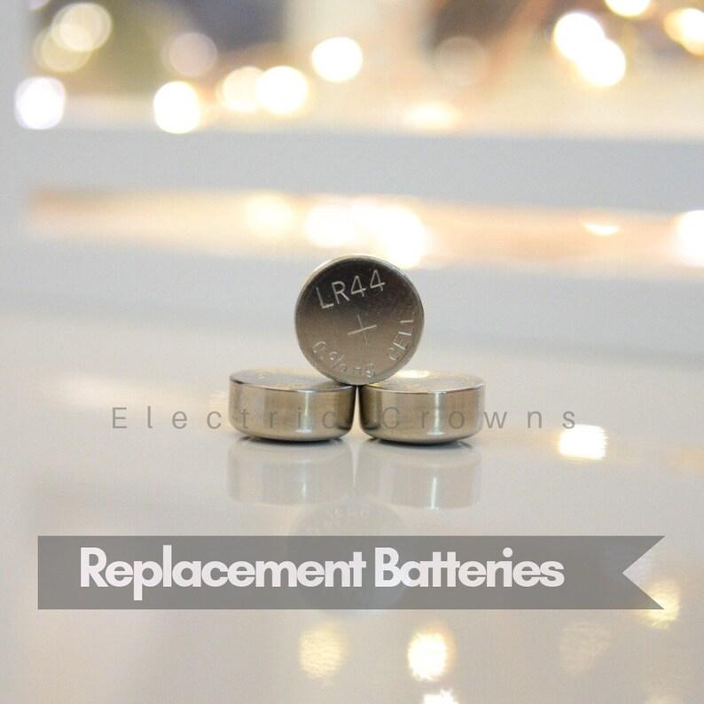LR44 Coin Cell Battery 1.5V AG13 G13 A76 Batteries For image 0
