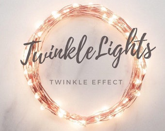 Twinkle Lights, Baby shower Decorations, Teen room decor, Twinkle Twinkle Little Star, For Girls, Gift for Teen, Tee Pee