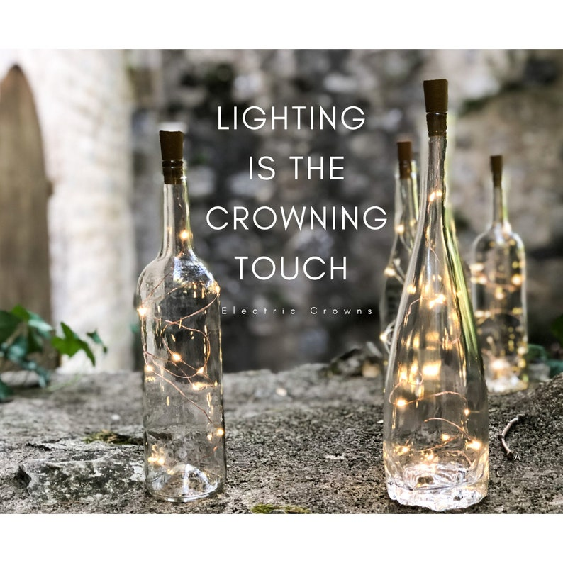 Table Decor Table Decor for Home Table Centerpiece Lights image 0