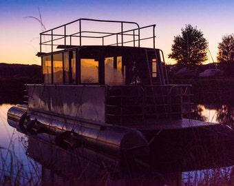 Lake Brunner Evening