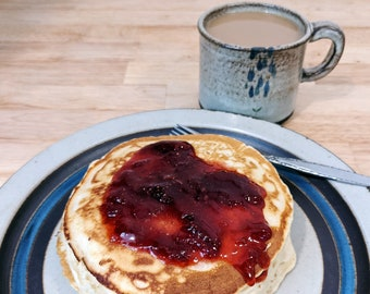 Strawberry Jam with Aged Balsamic