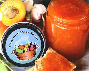 Apricot-Rose Jam