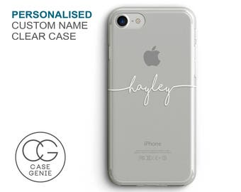 kp technology iphone 7 clear case