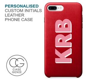 super popular 27687 6d519 Monogram iphone case | Etsy