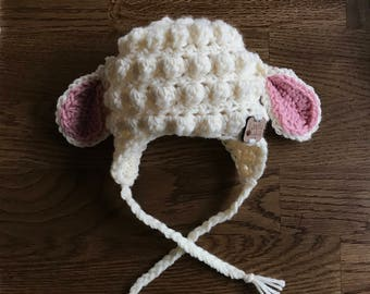 Little Lamb Hat