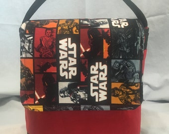 0dade7cc02 Star Wars Insulated Lunch Bag
