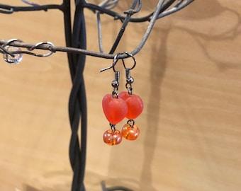 Hearts A Glow Earrings