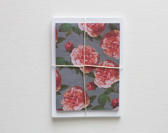 A1 Floral Stationery