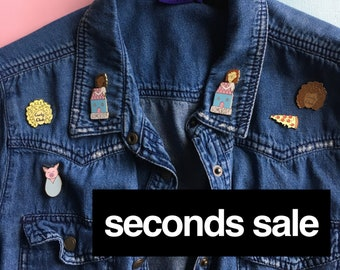 Seconds Sale & Mystery Bags