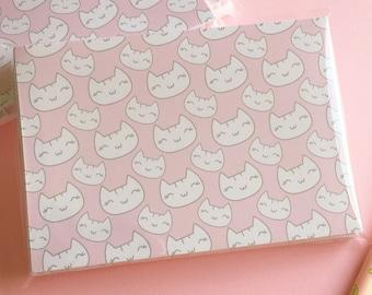 Cat Note Card Set