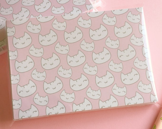 Cat Note Card Set