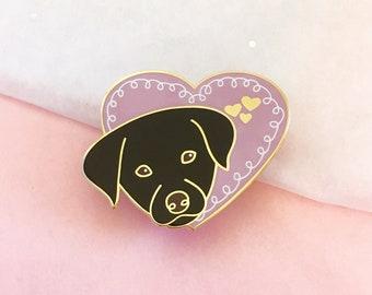 Puppy Love Pin