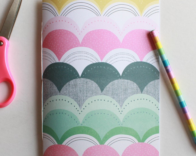Cute Colorful Journal
