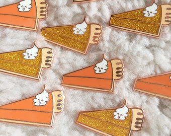 Cutie Pie Enamel Pin